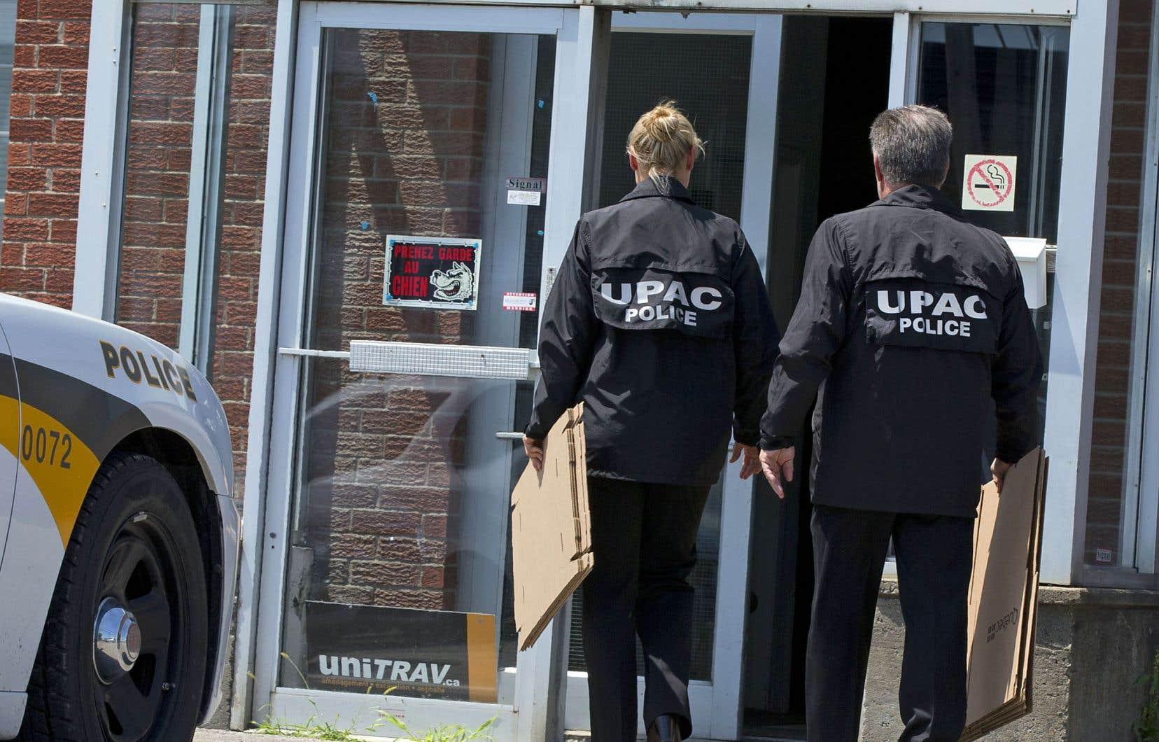 L'avortement du premier procès de M. Accurso était survenu en novembre 2017 après qu'une jurée a été contaminée par un oncle qui lui a parlé du système de partage de contrats à Laval.