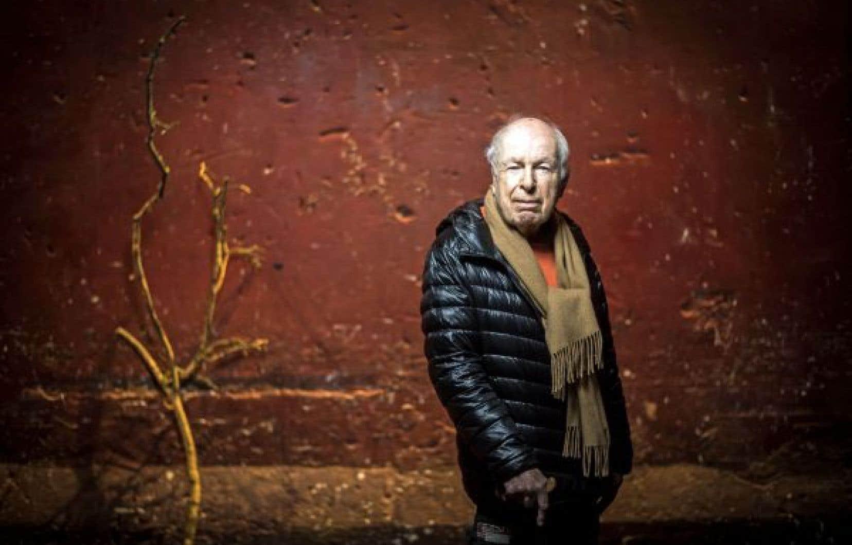 Dans «Du bout des lèvres», le metteur en scène Peter Brook touche à l'essentiel d'une plume amicale et décidée.