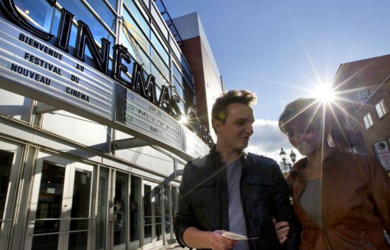 Les Québécois ont été plus nombreux à fréquenter les salles de cinéma en 2017.