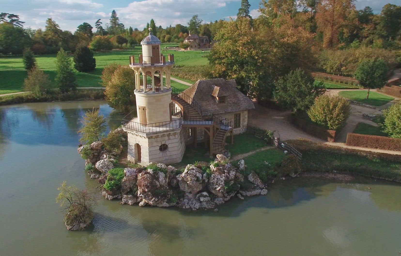 Ouvert au public depuis mai 2017 seulement, le hameau de Marie-Antoinette a survécu par miracle à la Révolution de 1789 et au passage du temps.