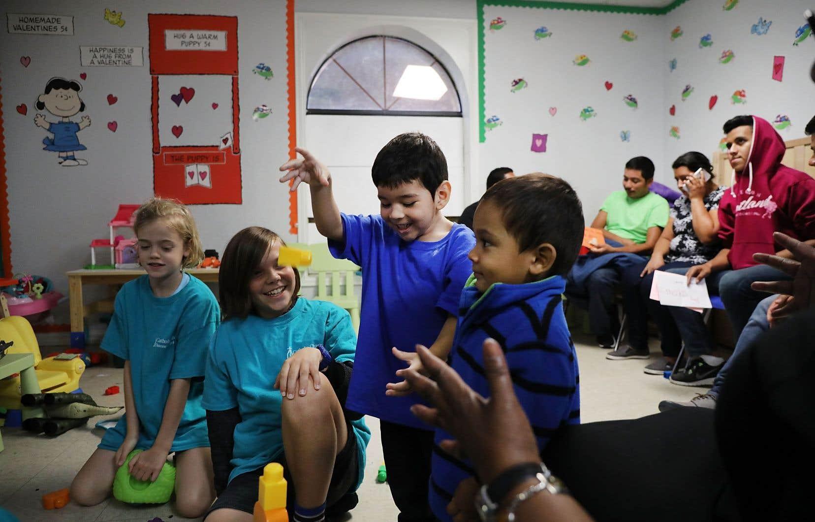 Plus de 2300 enfants ont été séparés de leurs parents migrants entre le 5 mai et le 9 juin, selon les chiffres du gouvernement fédéral américain.