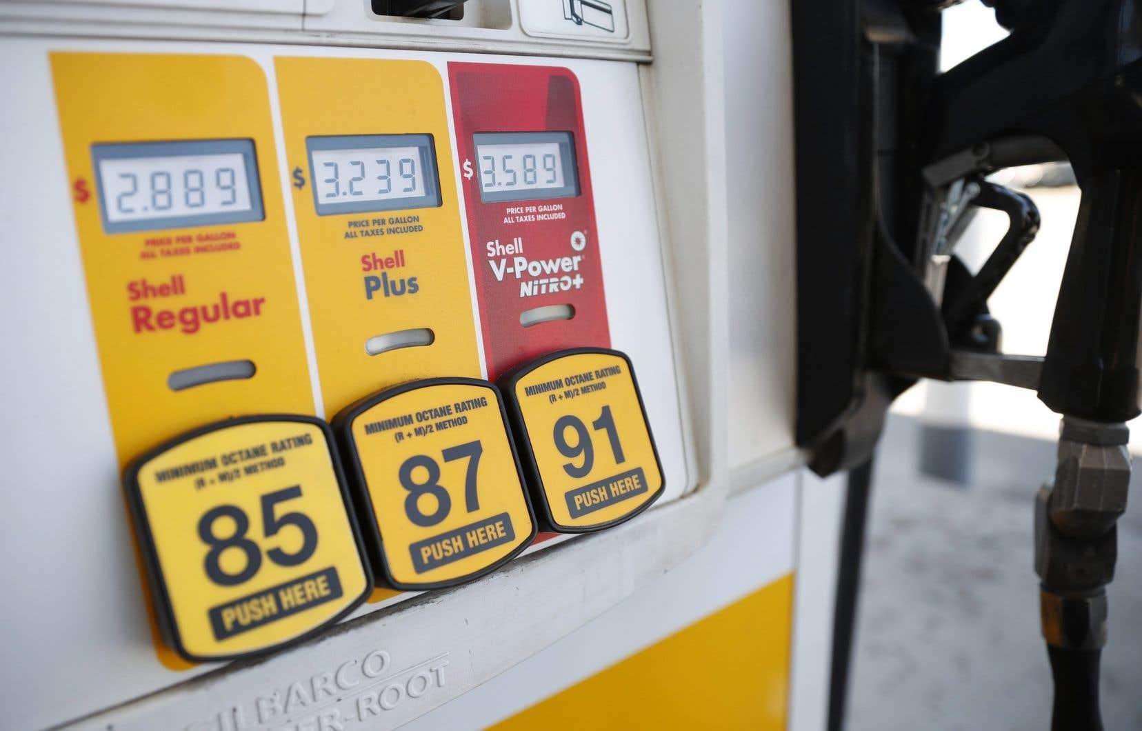 La hausse de l'Indice des prix à la consommation (IPC) en mai avait été stimulée par la progression de 22,9 % du prix de l'essence.
