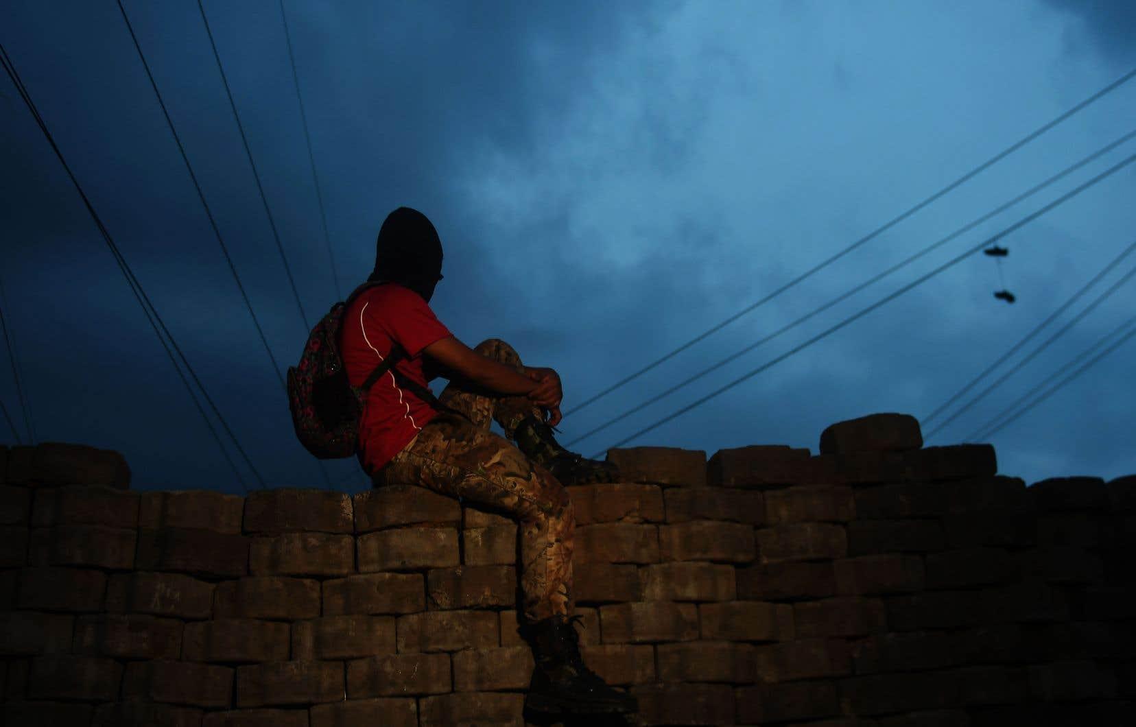 La commune de Masaya a été le théâtre d'importants accrochages entre les manifestants et les forces de l'ordre cette semaine.