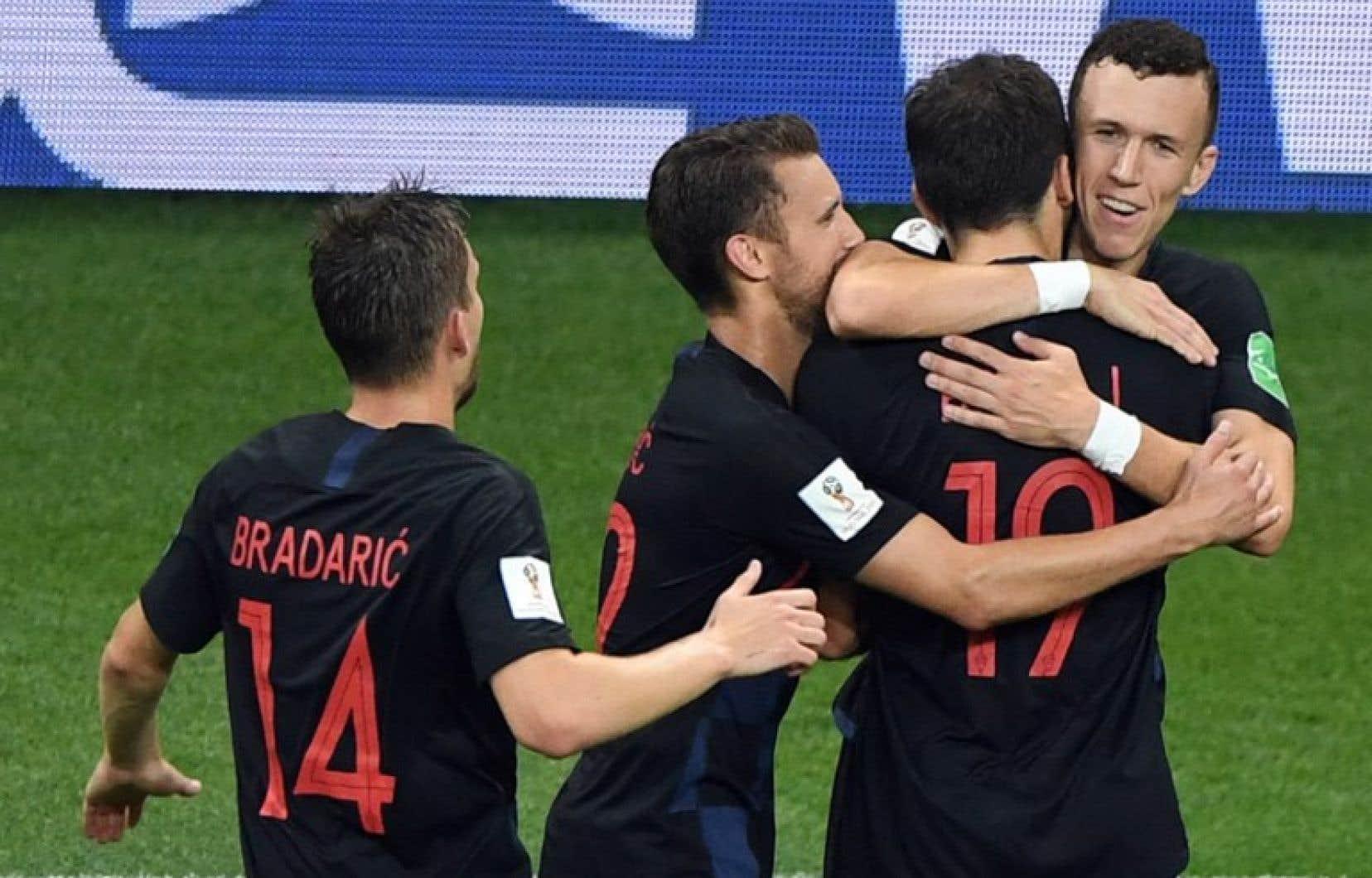 Les Croates n'avaient pas grand-chose à craindre pour leur première place, et ils n'ont vraiment pas forcé.