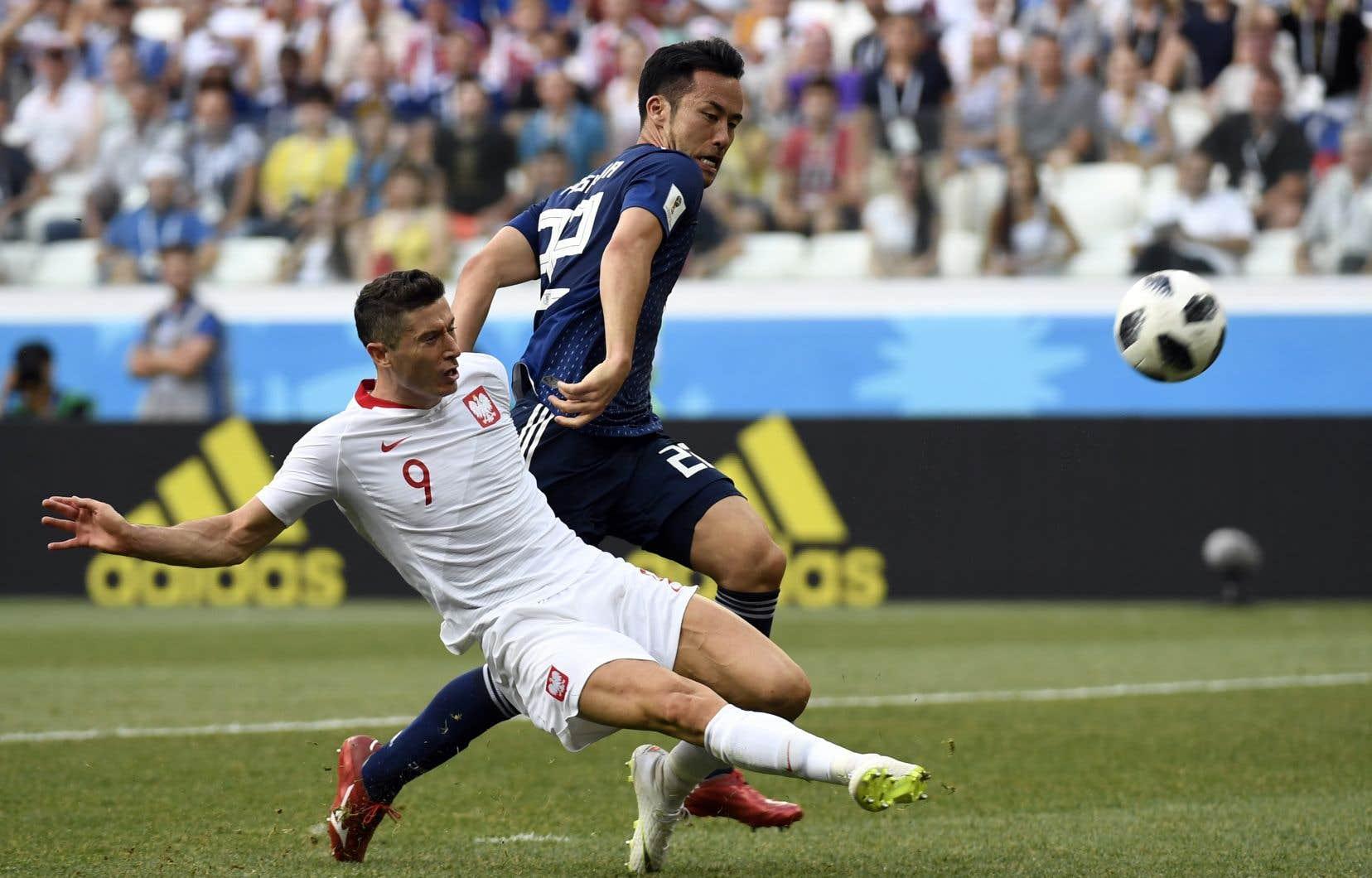 Le Japon a pris jeudi le train des huitièmes de finale du Mondial 2018 malgré sa défaite contre la Pologne.