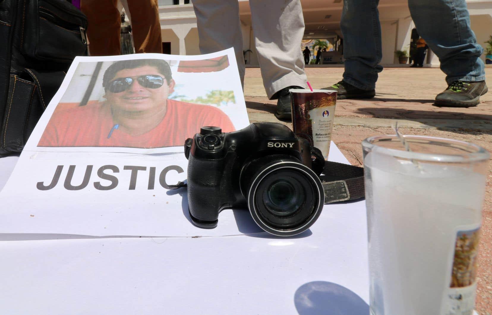 Le meurtre du journaliste José Guadalupe Chan survient juste avant les élections présidentielles, législatives et locales de dimanche.
