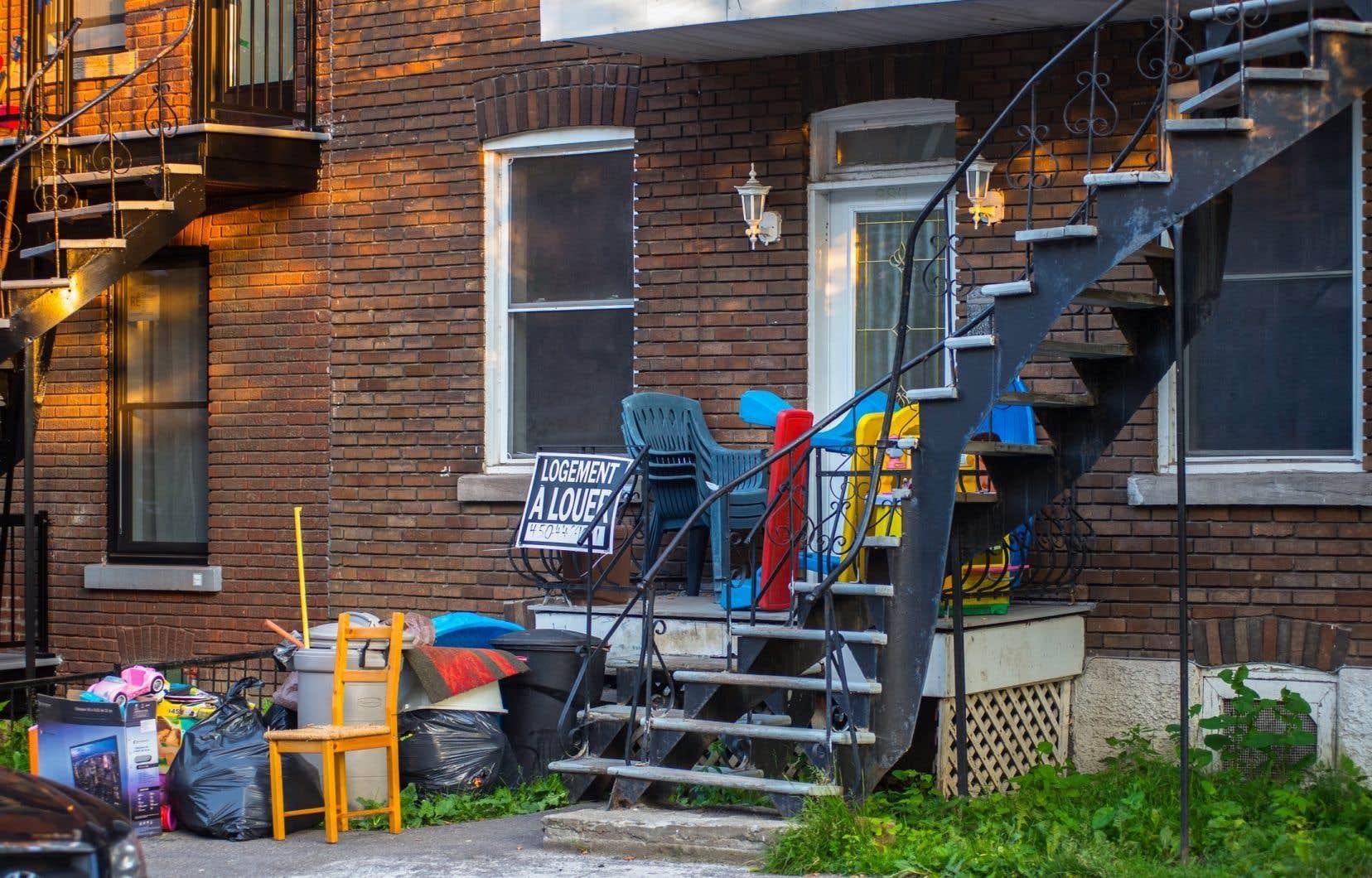 Il en coûtera en moyenne 777dollars chaque mois pour vivre sur l'île de Montréal.