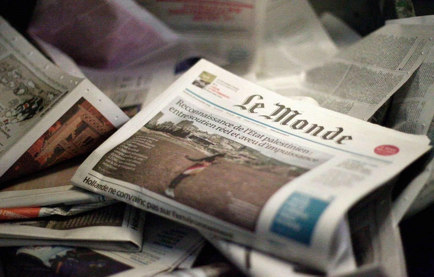 Les équipes des rédactions du journal «Le Monde» et du journal «Le Devoir» collaborent pour réaliser une version montréalaise du festival.