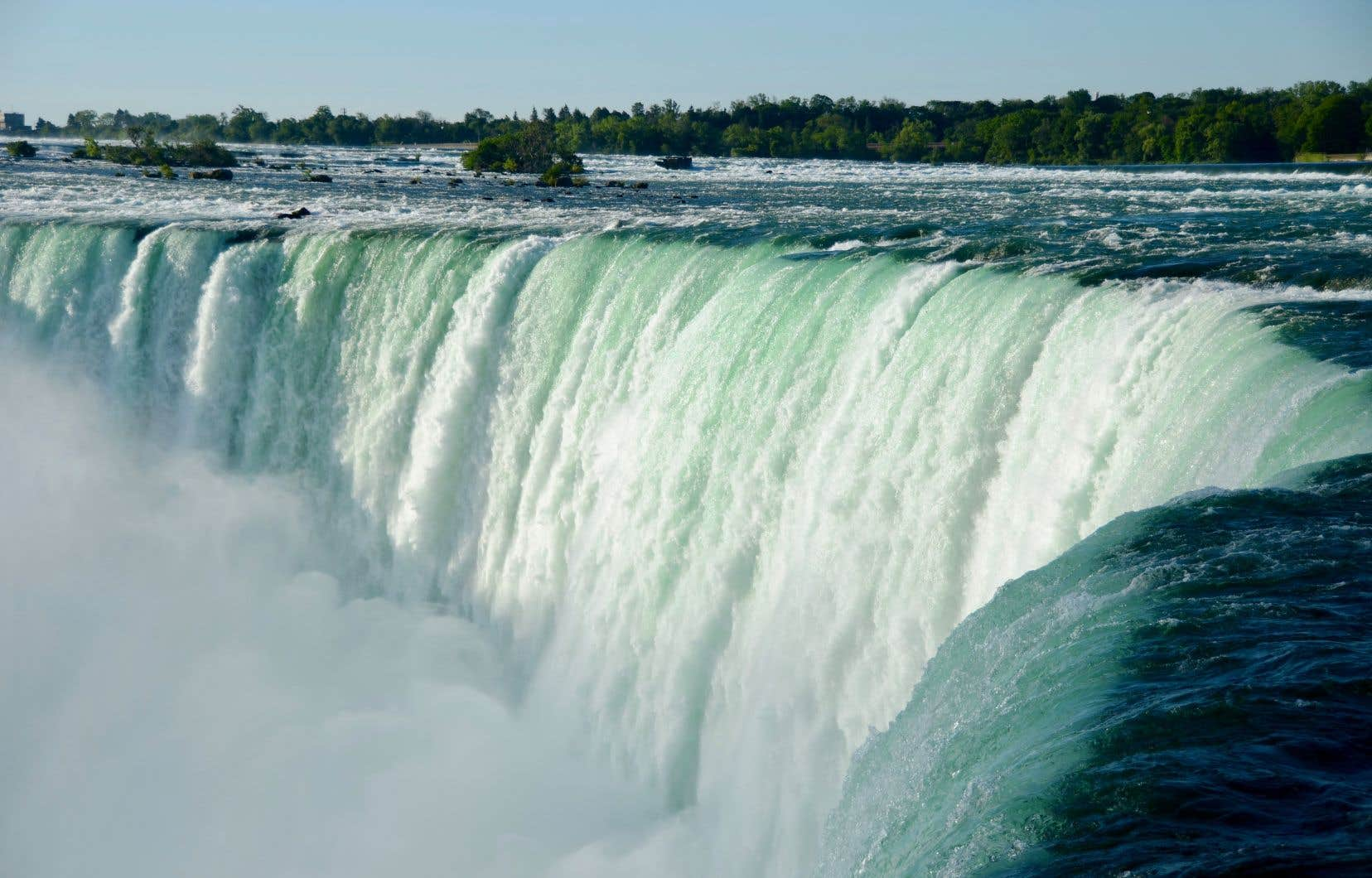 Pas de colt, ni de souris, ni de chat, mis au monde en 1940 par le duo Hanna et Barbera, dans ce récit qui prend racine aux abords des chutes du Niagara en 1902. Côté américain, on s'en doute.