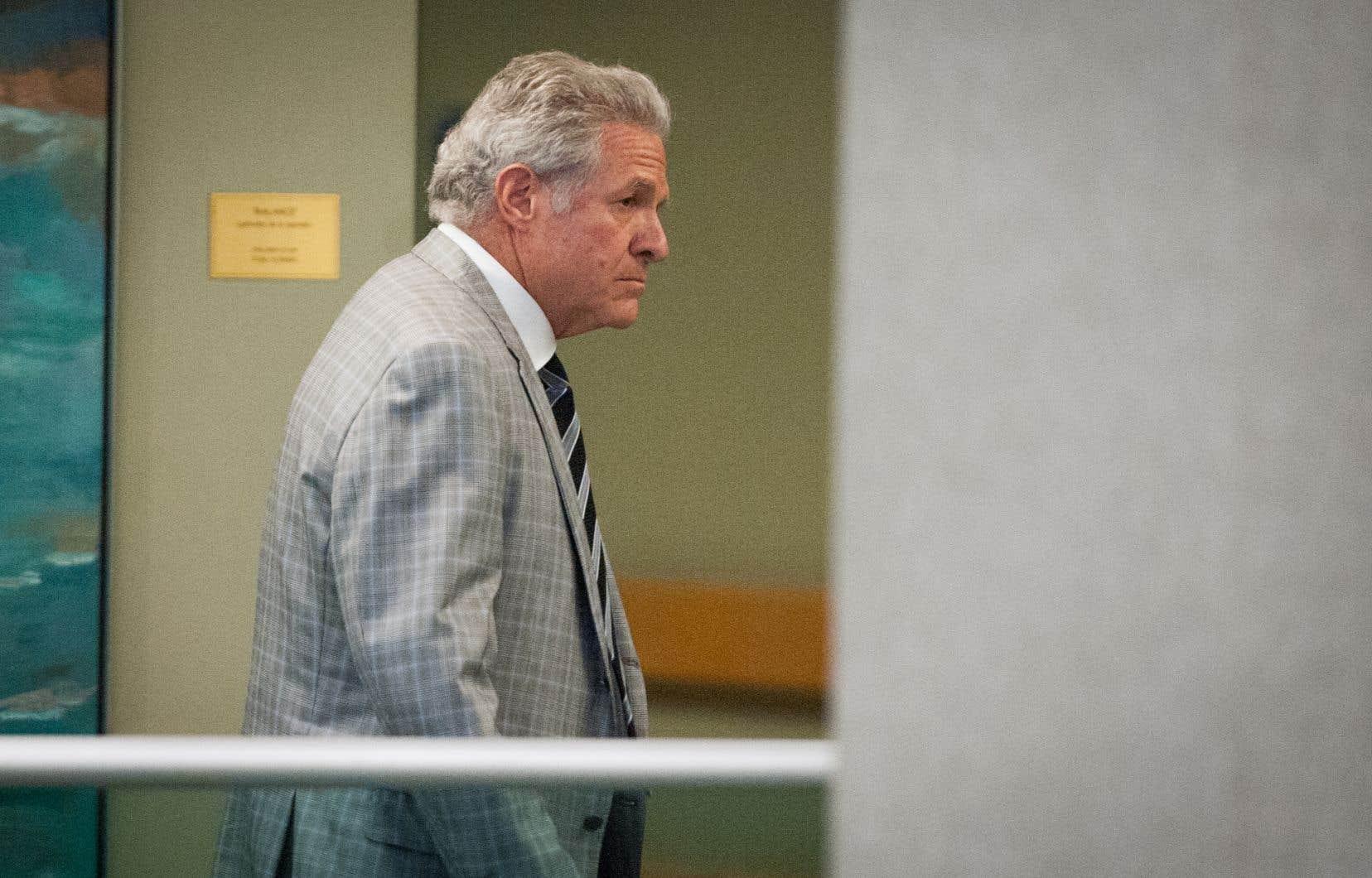 Tony Accurso a été condamné jeudià quatre ans de pénitencier.