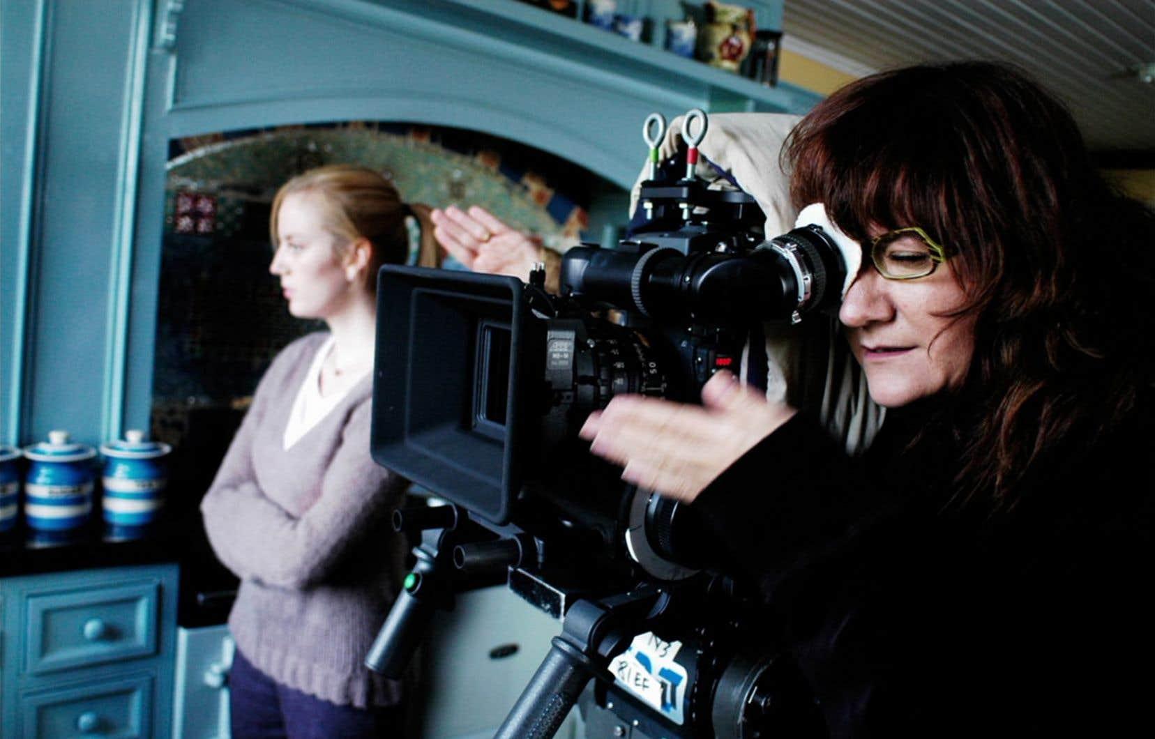La réalisatrice espagnole Isabel Coixet