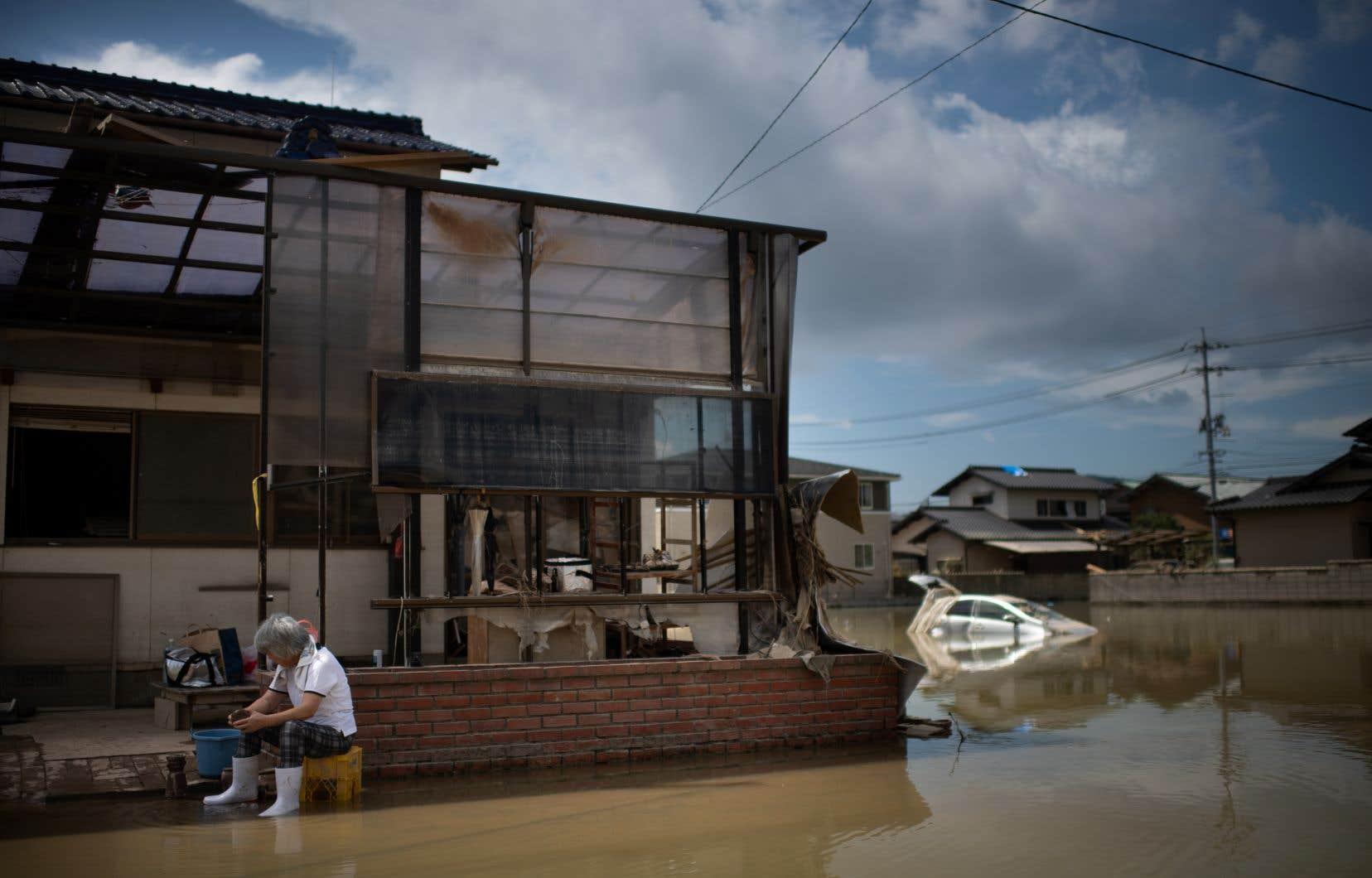 <p>Il s'agit de la plus grave catastrophe liée à un phénomène météorologique dans l'archipel depuis 1982.</p>