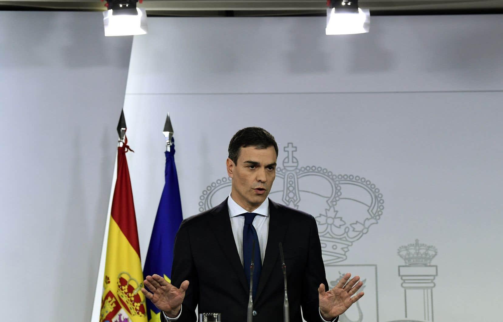 Le gouvernement socialiste de Pedro Sanchez entreprendra une réforme intégrale de la loi de mémoire historique adoptée en 2007.