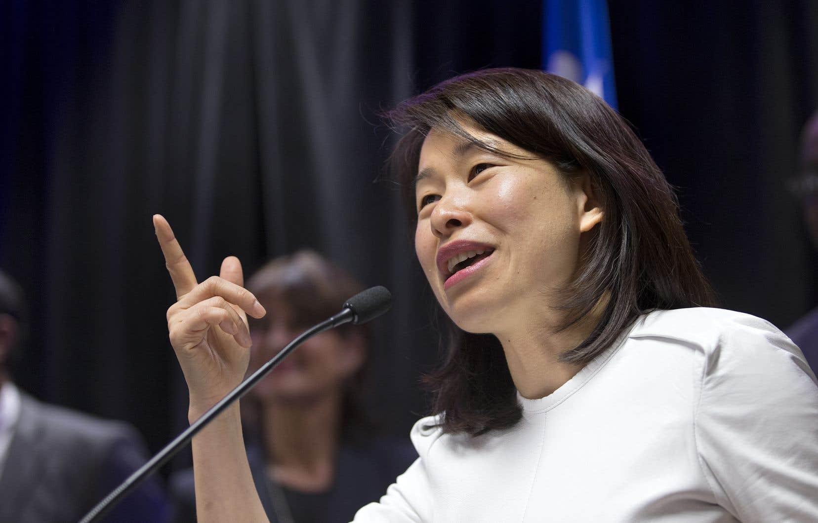 L'écrivaine québécoise Kim Thúy