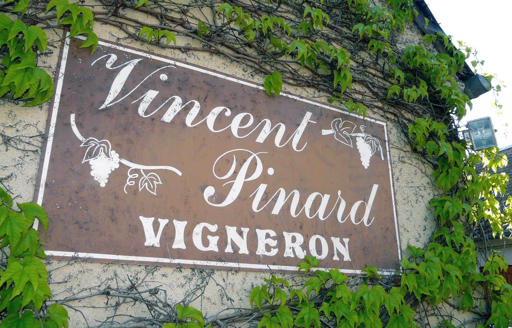 Le clan Pinard en Sancerrois: plus vigneron que ça, tu meurs!