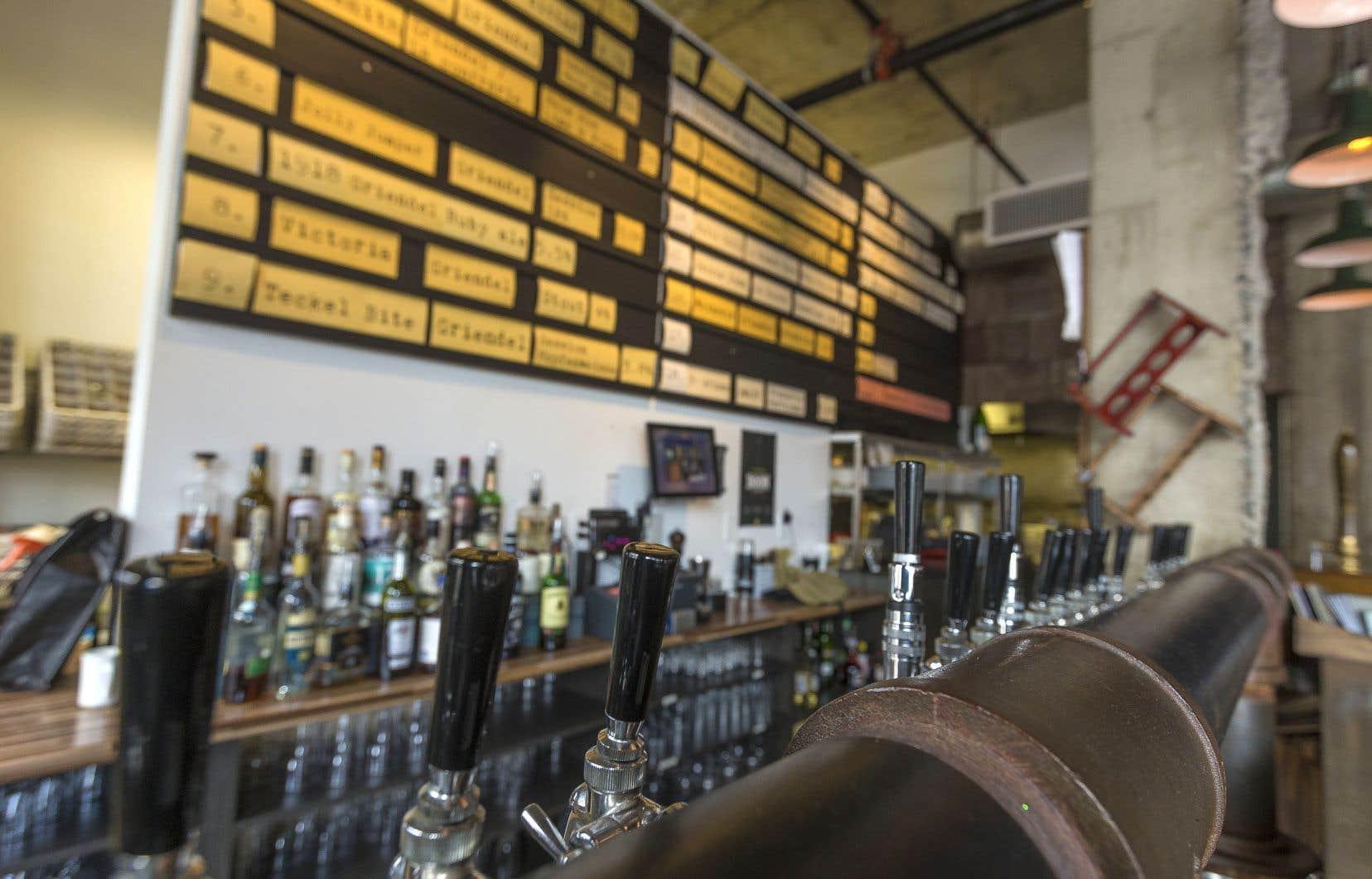 La première bière brassée pour l'ouverture du Griendel se nomme Saint-So, du nom du quartier ouvrier où la brasserie est installée.
