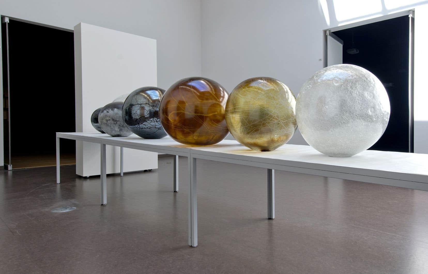 «Planétarium (Montserrat)», Jana Sterbak, 2000-2003