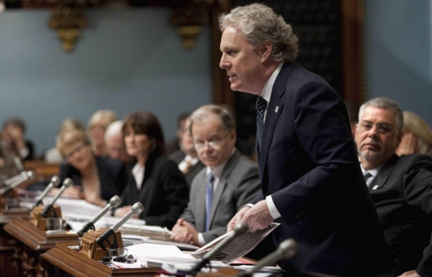 La nomination de Michel Bastarache et la création de la commission n'ont pas calmé les oppositions qui ont dénoncé vertement le geste du gouvernement.