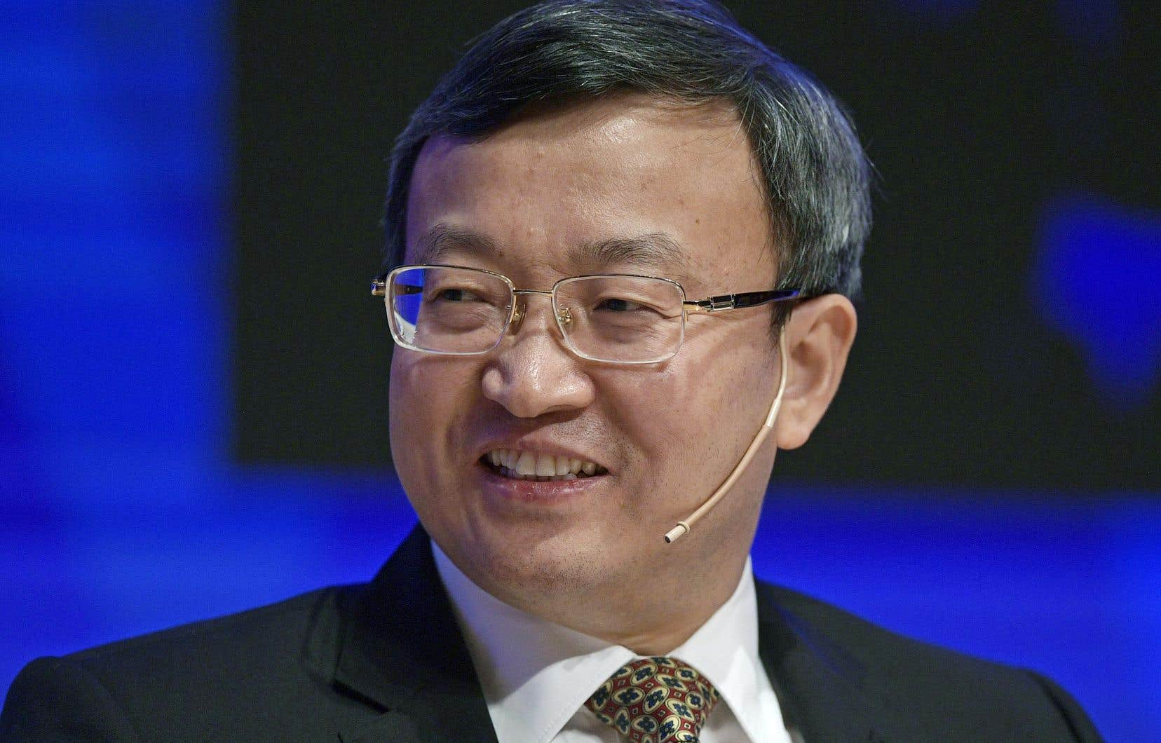 Lors de la réunion de l'OMC, le vice-ministre chinois du Commerce, Wang Shouwen, a répondu avec véhémence aux attaques de Donald Trump, qui accuse Pékin de ne pas respecter les règles du jeu du commerce international.