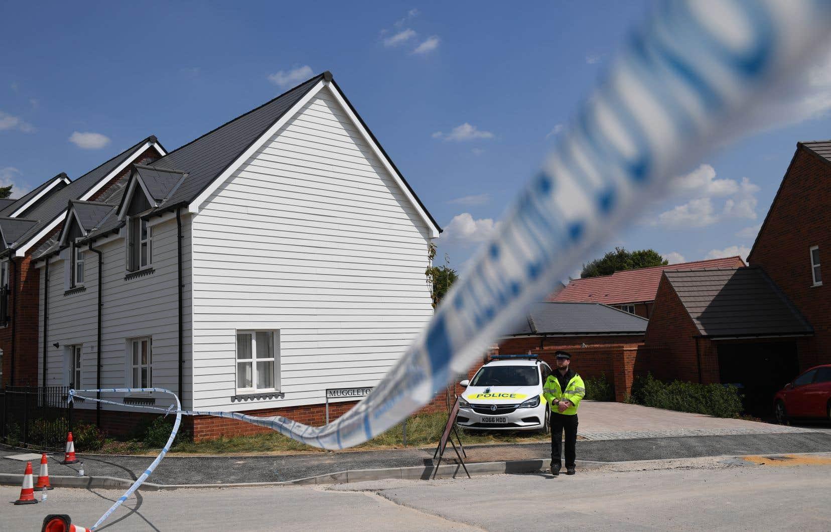 <p>Charlie Rowley et Dawn Sturgess avaient été hospitalisés le 30juin après avoir été empoisonnés au Novitchok.</p>