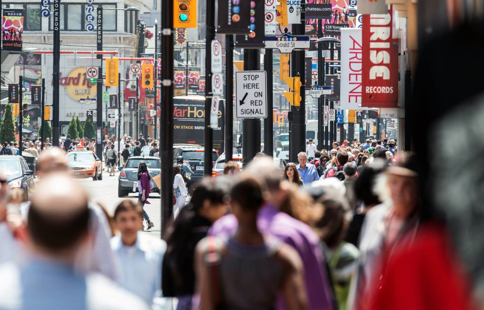 Le PIB du Canada pourrait reculer de 4,8 % par habitant, en moyenne, dans les prochaines années.