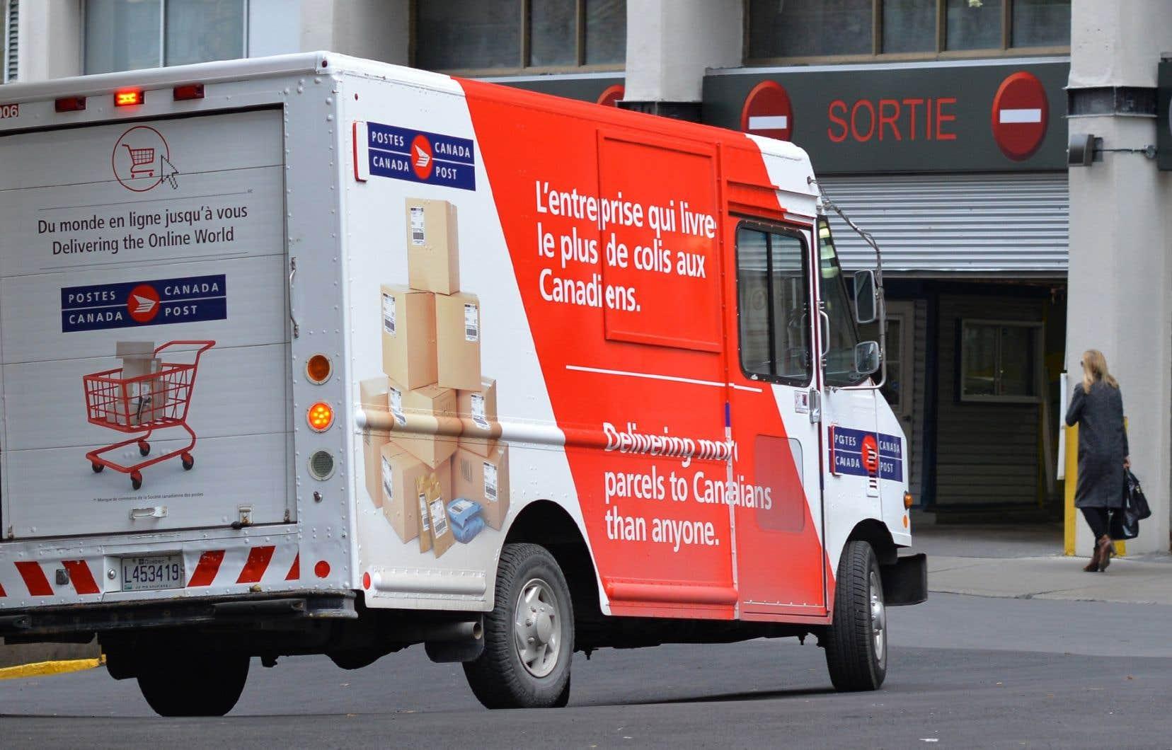 Le projet pilote chez Postes Canada sera d'une durée initiale de 12 mois.
