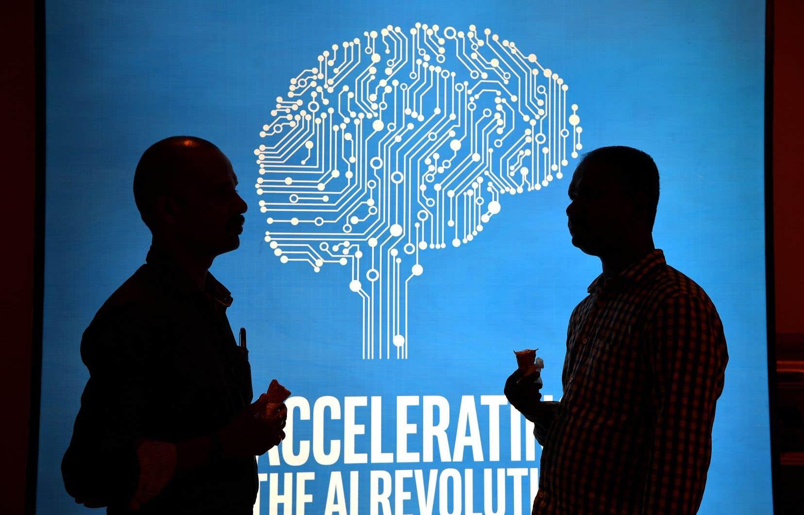 «Les risques s'amenuisent pour les start-ups en IA, selon les auteurs. L'argent public les finance, et les administrations publiques achètent leurs produits.»