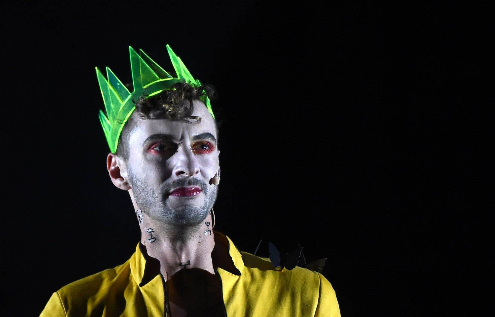 Connu pour sa trilogie shakespearienne d'une durée de 13heures, l'acteur et metteur en scène Thomas Jolly enfile cet été les habits d'Atrée dans la tragédie «Thyeste», de Sénèque.