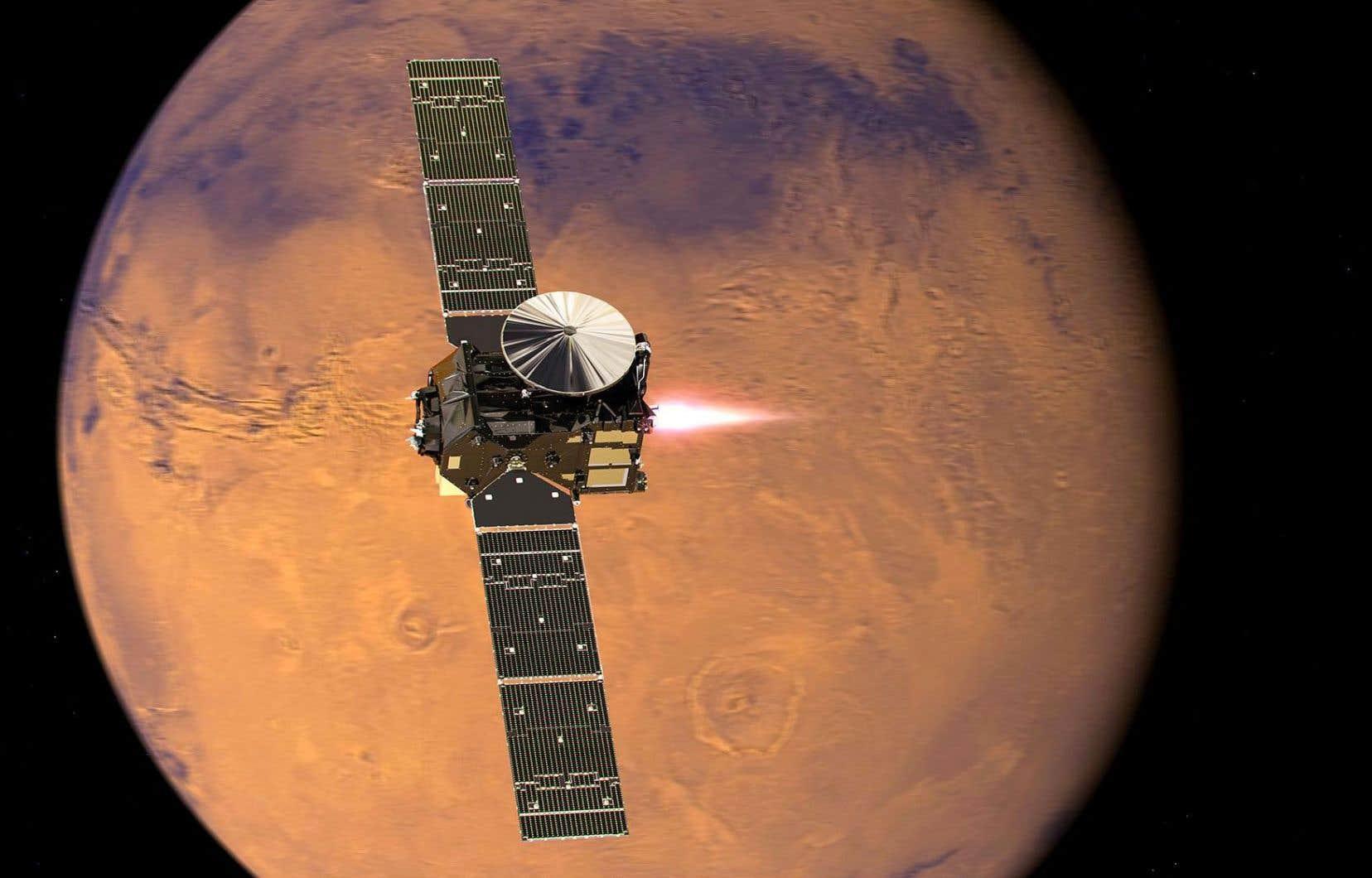 Science Vie TV raconte les premiers chapitres de cette aventure plus grande que nature dans«ExoMars: À la conquête de la planète rouge».