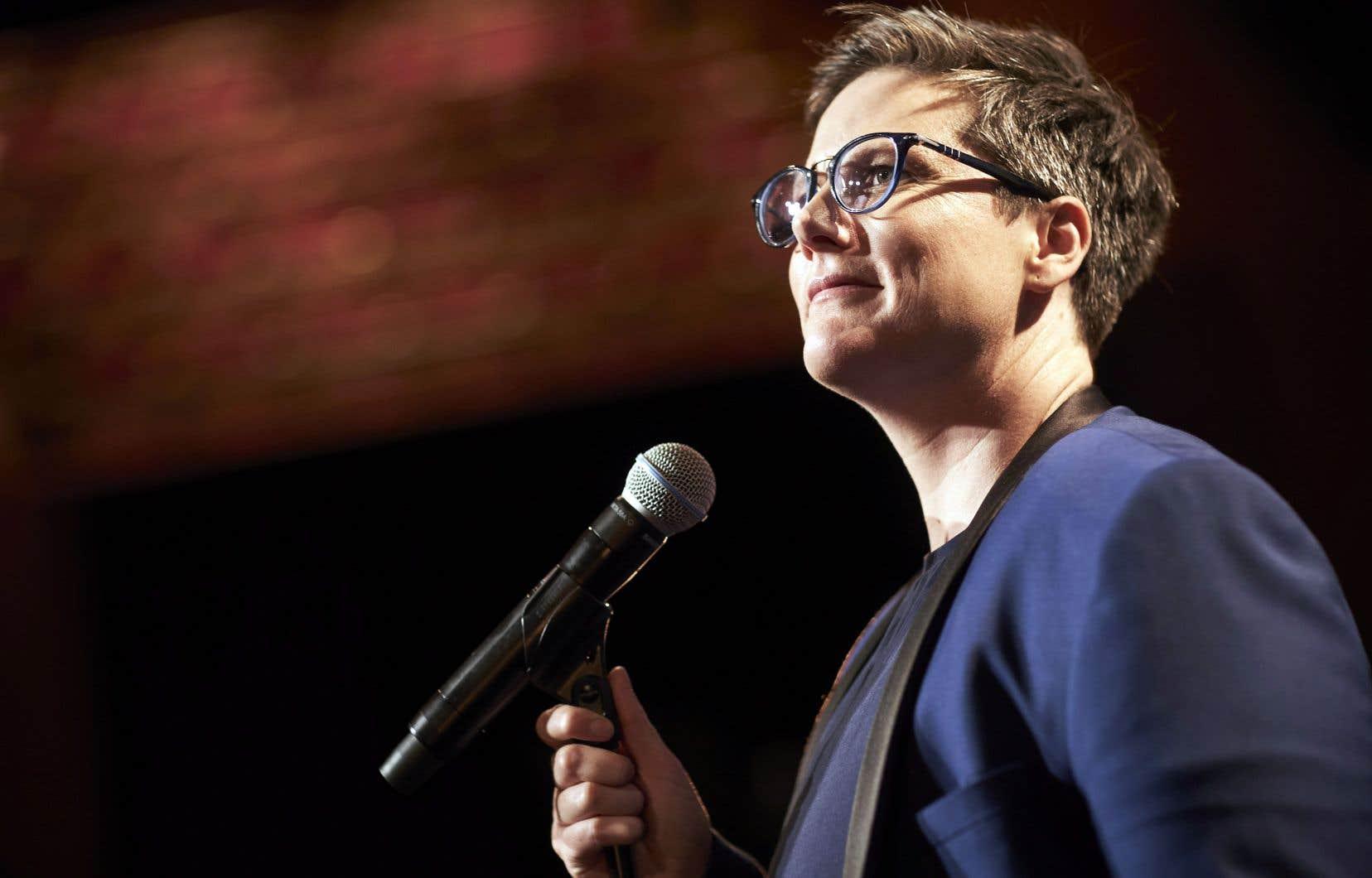 L'humoriste Hannah Gadsby sera à Montréal pour présenter une dernière fois son spectacle «Nanette» à l'Olympia, à l'invitation de Just for Laughs.