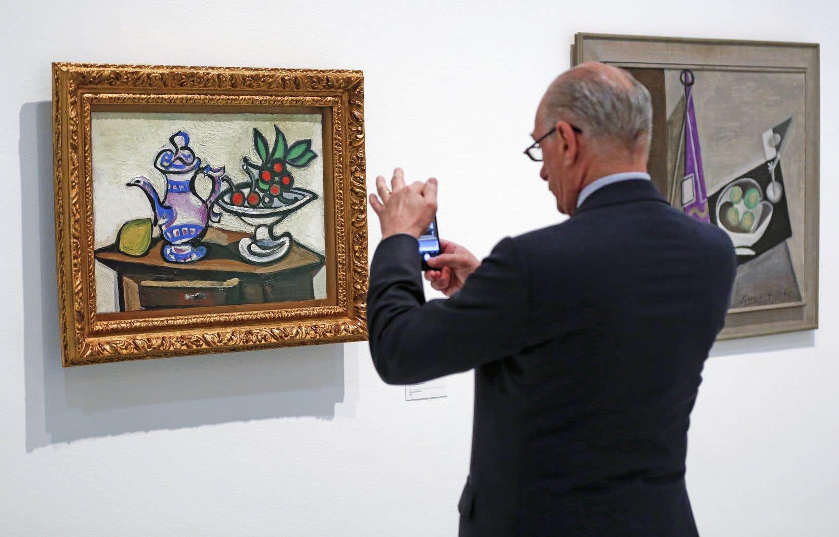 Afin de développer un parcours olfactif, François Chartier a fait appel à une équipe de spécialistes des arômes. Mais comment décrire précisément l'odeur qu'on aimerait recréer?