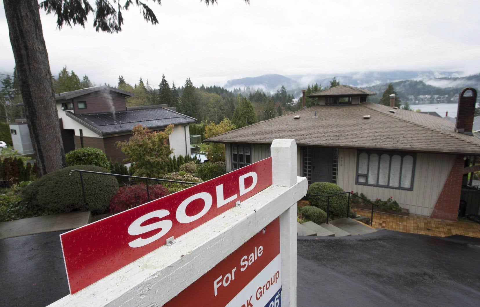 Le marché immobilier canadien reste vulnérable pour un huitième trimestre de suite, alimenté par les habituelles poches de surévaluation.