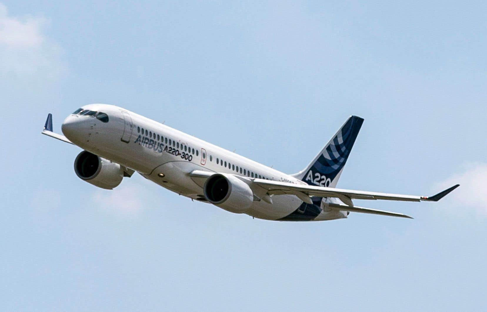 Airbus croit pouvoir conquérir la moitié du marché des appareils de 100 à 150 places. Cela pourrait représenter 3000 nouvelles unités.