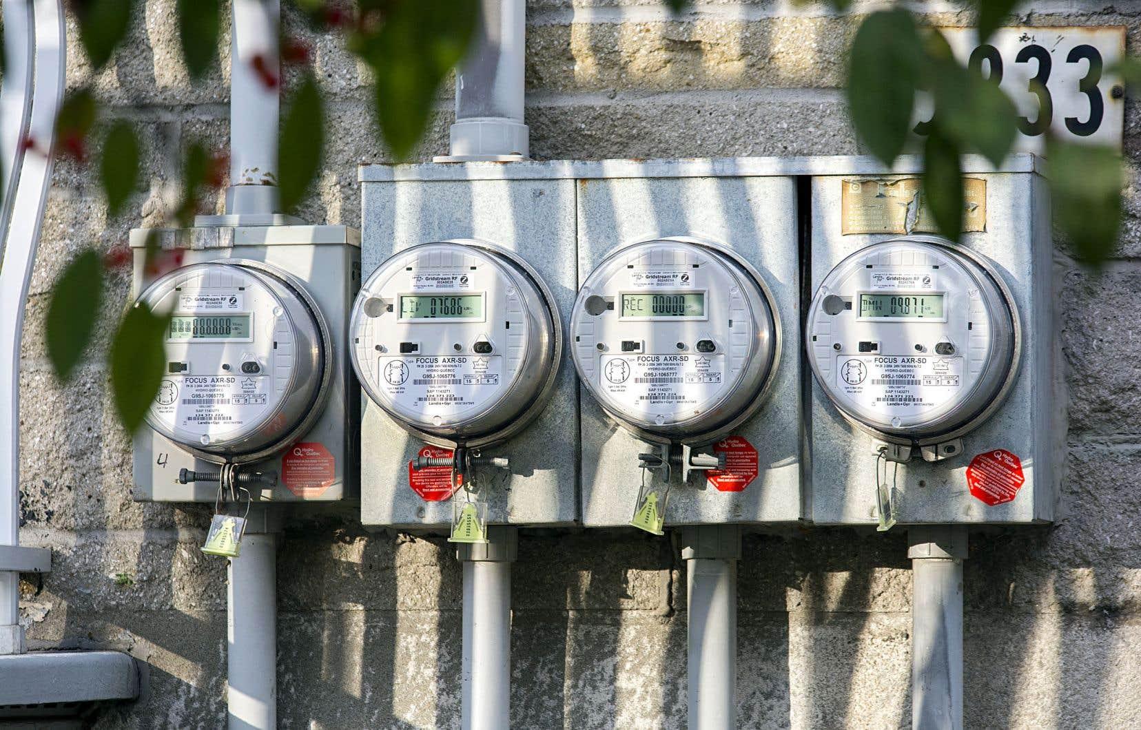 L'hiver froid et l'été chaud ont notamment permis à la société d'État d'enregistrer une hausse de la demande d'électricité.