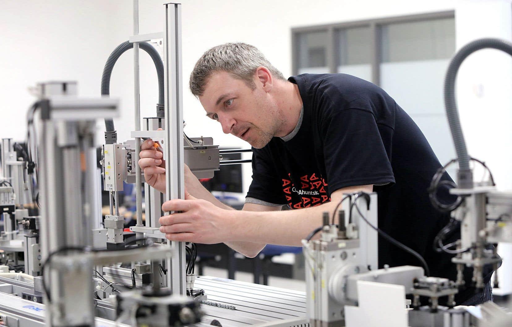 Nicolas Picard, 42ans, a étudié l'informatique au milieu des années 1990 et a travaillé pendant plusieurs années en soutien technique à une époque où les ordinateurs se faisaient plus rares.