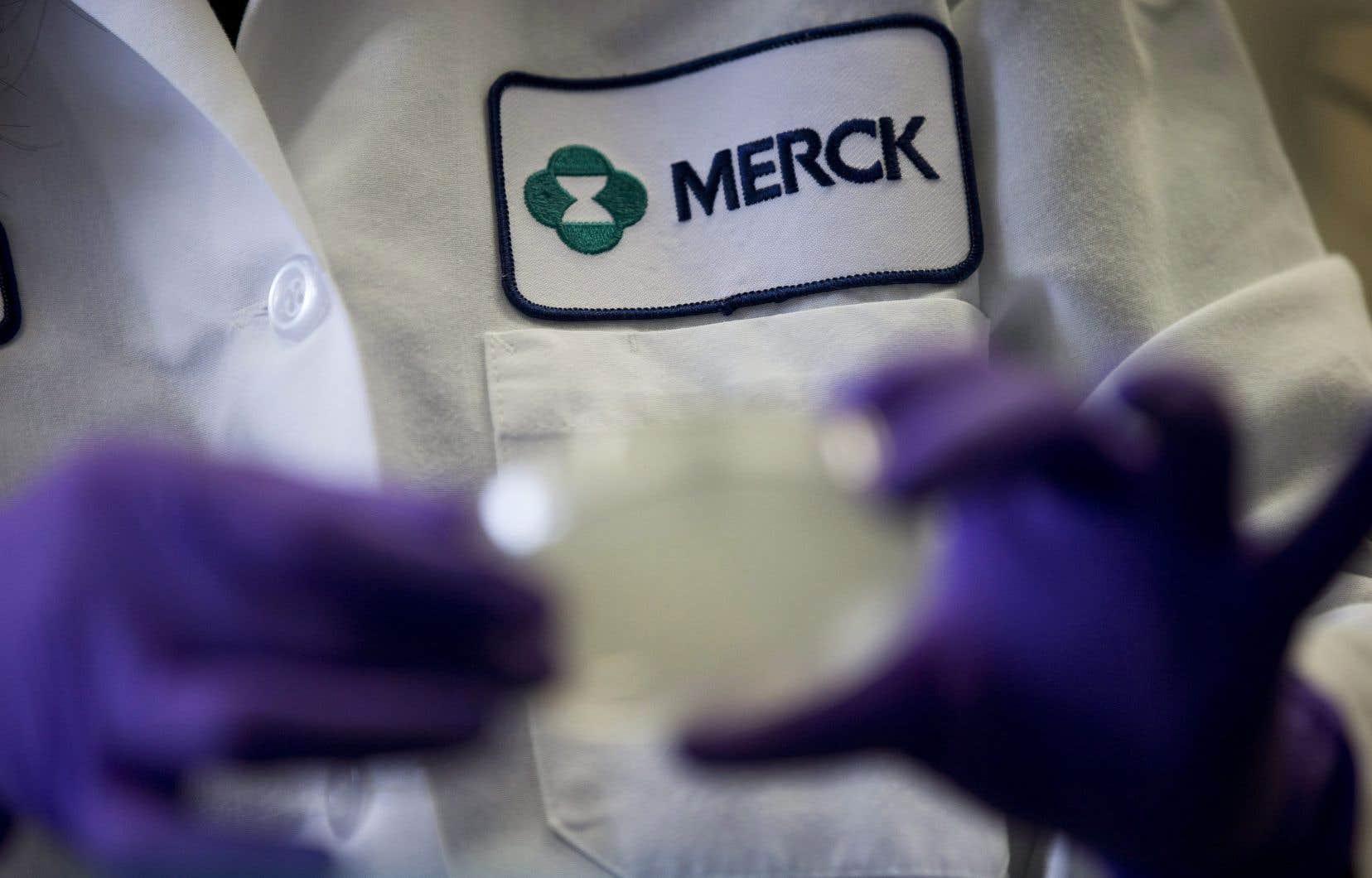 Le recours est dirigé contre Merck Canada et Merck Frosst Canada.