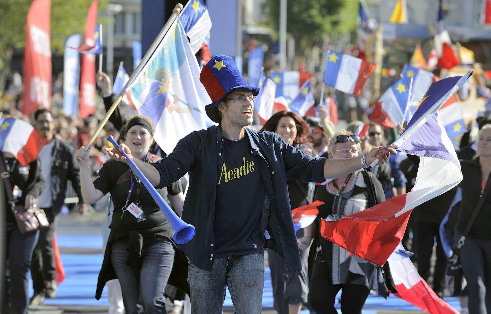 La municipalité de Clare, au sud-ouest de la Nouvelle-Écosse, compte aujourd'hui un peu plus de 8000 habitants, francophones à 73%, soulignent les auteurs.