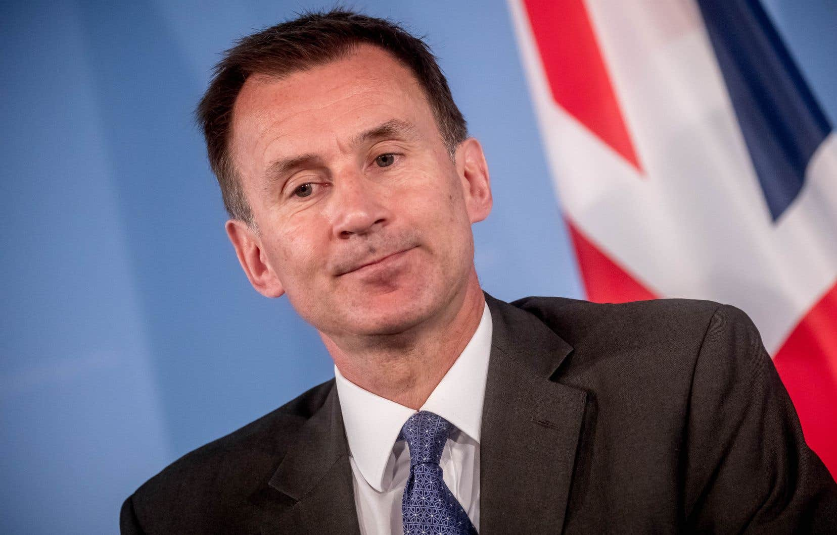 Le nouveau chef de la diplomatie britannique, Jeremy Hunt