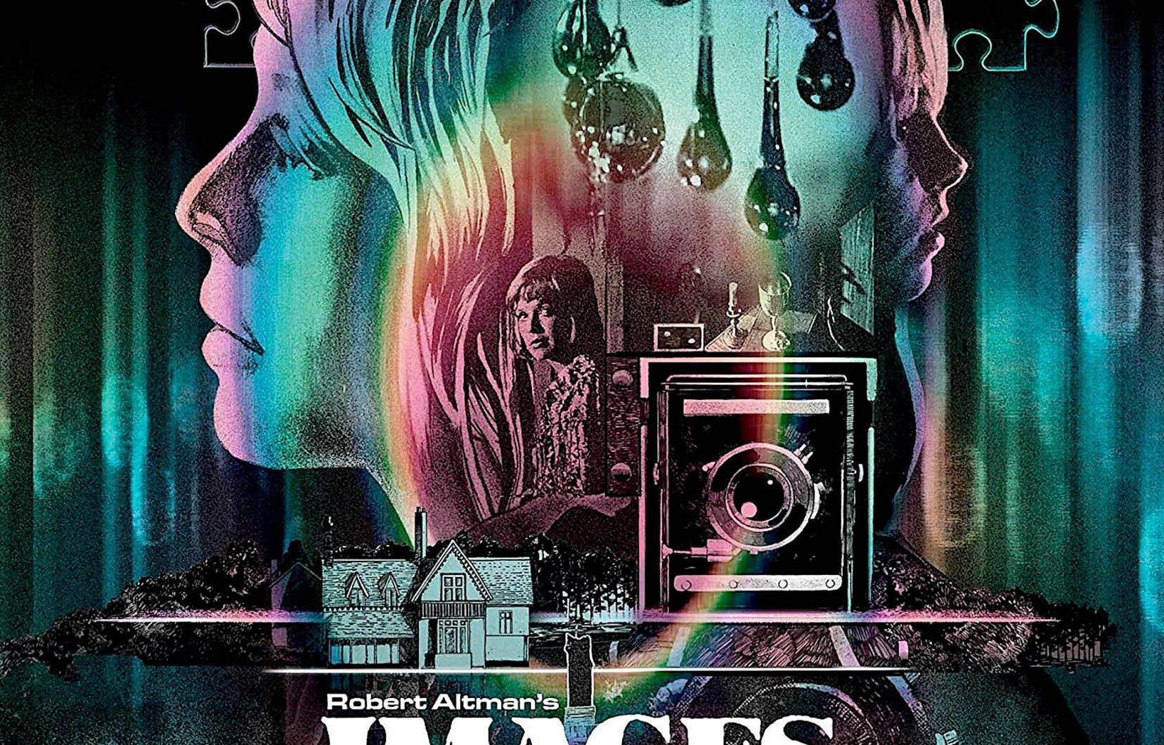 «Images», de Robert Altman, a valu le prix d'interprétation féminine à Susannah York au Festival de Cannes en 1972.