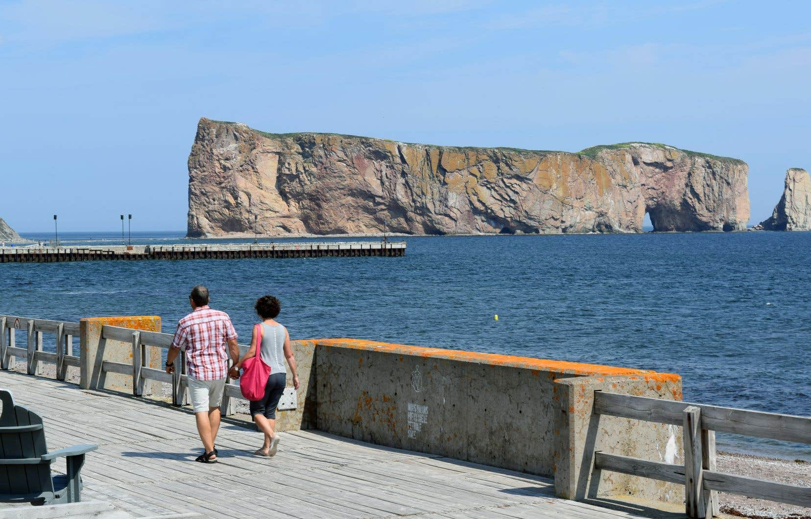 Déjà neuf bateaux de croisière ont renoncé à faire escale à Gaspé, ce qui prive la région d'un afflux de 10000 touristes.