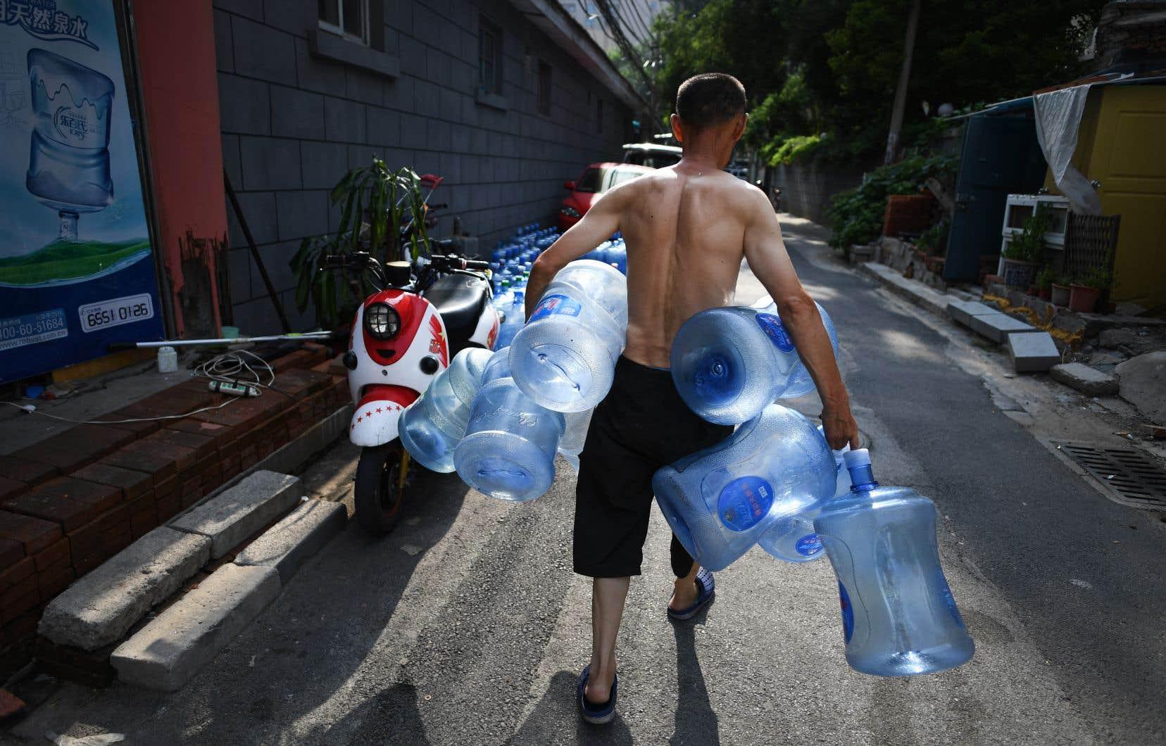 Les vagues de chaleur sont plus fréquentes et plus intenses en Chine depuis 1970, et encore plus depuis 15ans.