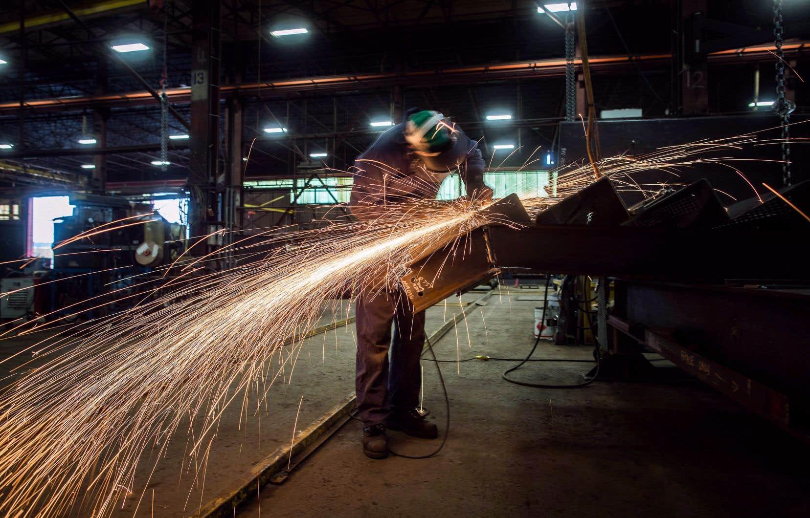 <p>Le ralentissement observé en début d'année vient mettre fin à une période de 17 mois consécutifs de croissance de l'emploi.</p>