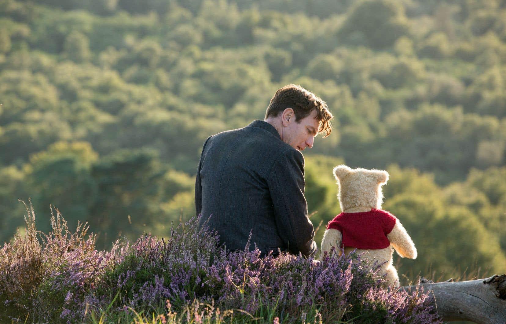 Le film a beau s'intituler «L'histoire de Jean-Christophe», il n'est jamais aussi attendrissant que sous la charmante emprise de Winnie l'ourson.