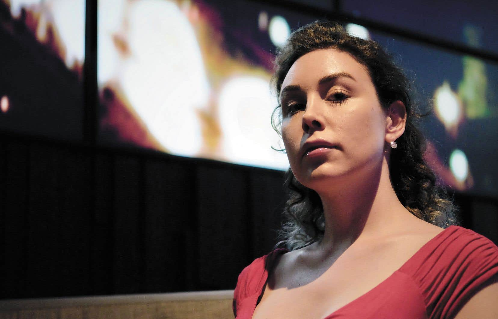 La performeuse Pascale Drevillon croit qu'on est arrivés à un point de notre histoire où la «destinée biologique» de l'espèce humaine est moins urgente.