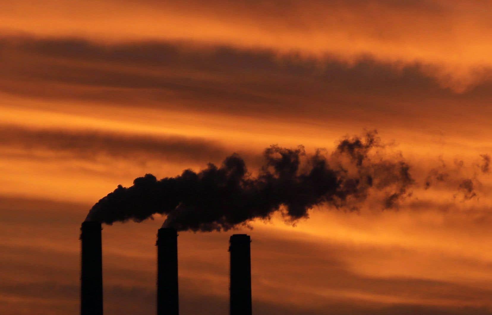 Ottawa a calculé que son plan de tarification du carbone se soldera par une diminution des émissions annuelles de GES du Canada de 80 à 90 mégatonnes.