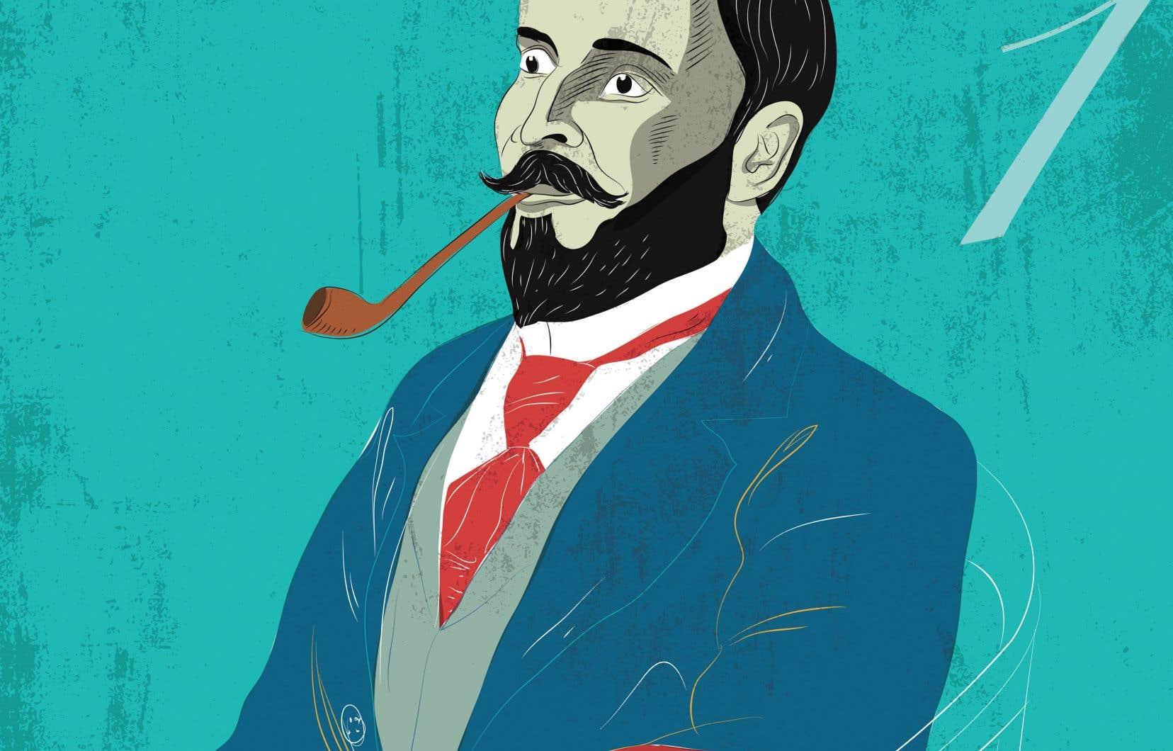 Léo Leymarie a commencé à se passionner pour la Nouvelle-France au collège Villa Maria, où il a enseigné.