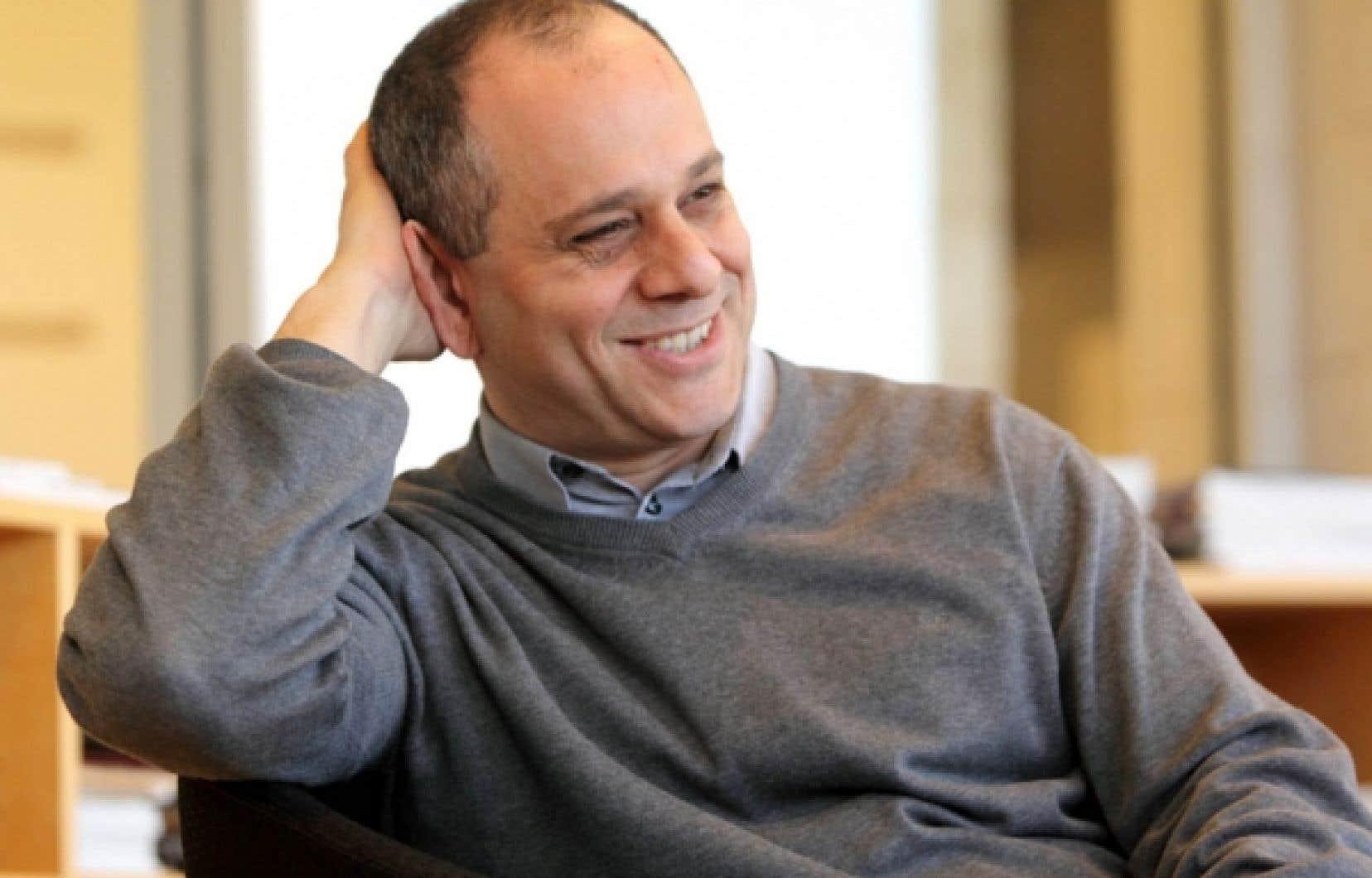 Le Dr Edward Fon, neurologue et directeur du programme de Parkinson à l'Université McGill