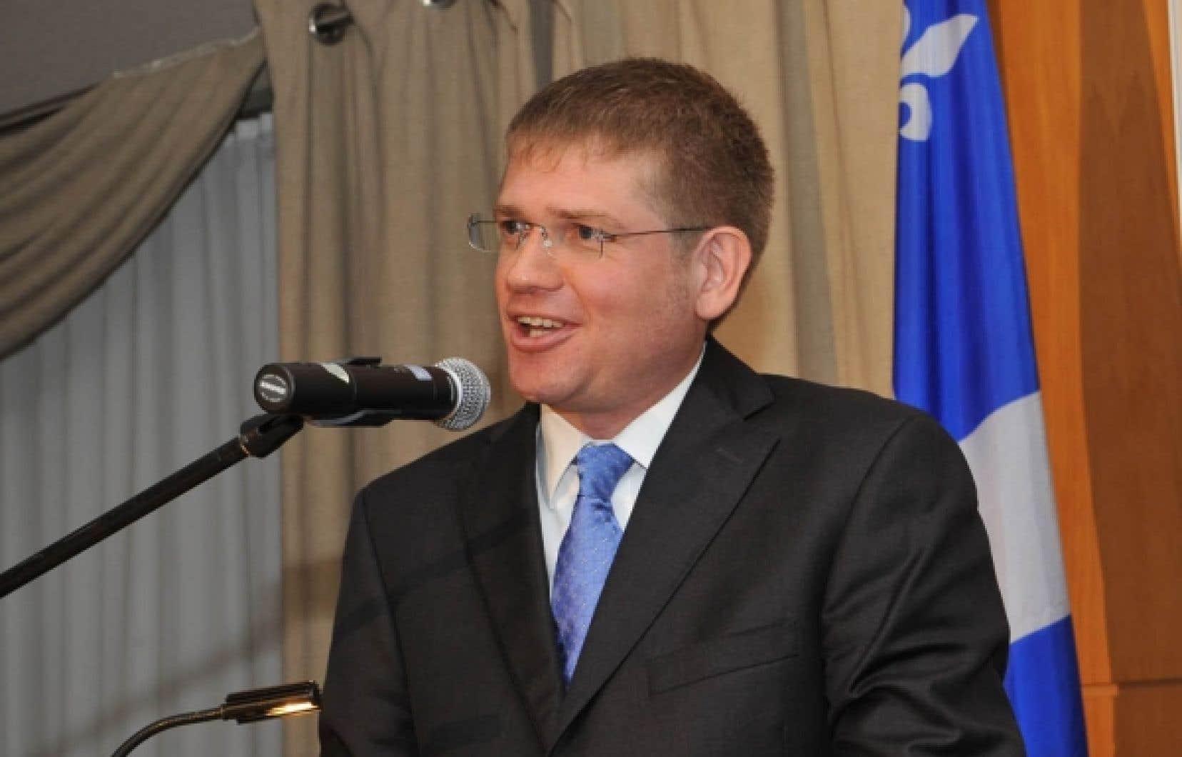 Adam Atlas, président du Congrès juif québécois