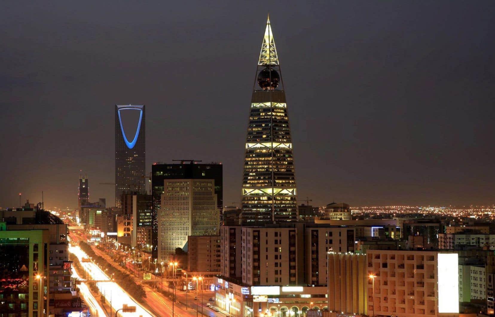 L'Arabie saoudite a indiqué que l'ambassadeur du Canada avait 24 heures pour quitter le pays.