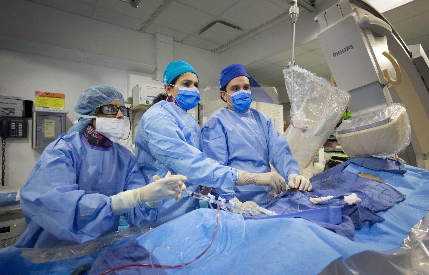 Lorsqu'une femme était prise en charge par un médecin féminin, «il y a avait un effet important et positif sur la survie», selon les conclusions.